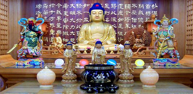 大雄寶殿-佛網-Buddhanet