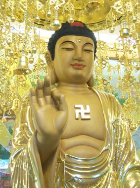 釋大寬法師-阿彌陀佛像-牟尼佛法流通網